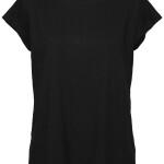T-shirt Minus MI3506 - Leti Tee - Zwart