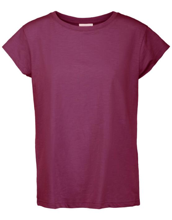 T-shirt Minus MI3506 - Leti Tee - Fuchsia