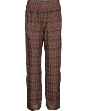 Broek Minus MI3571 - Vafia Pants - Brown Sugar