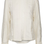 Top Minus MI3662 - Lizzano Blouse - Broken White