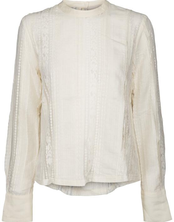 Top Minus MI3662 - Lizzano Blouse - Broken White
