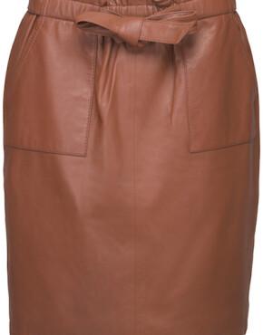 Rok Minus MI3708 - Mirabella Skirt - Chocolate