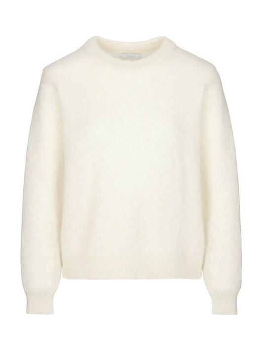 Trui By-Bar-20515007 - Lana Organic Pullover - Gebroken Wit
