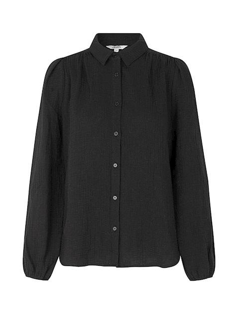 Blouse MbyM 48537886 - Anara Shirt - Zwart