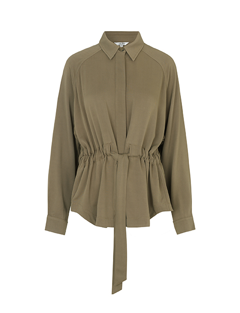 Blouse MbyM 48427834 - Orial Winny - Capers - 79,95€