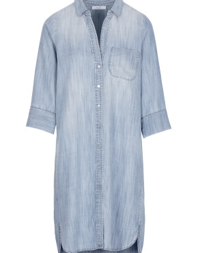 Jurk By-Bar 21217007 - Zoe Denim Dress - Light Denim