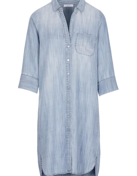 Jurk By-Bar 21217007 - Zoe Denim Dress - Light Denim