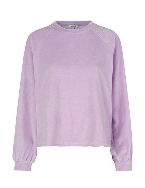 Trui MbyM 31958112 - Roo Blouse - Lavender