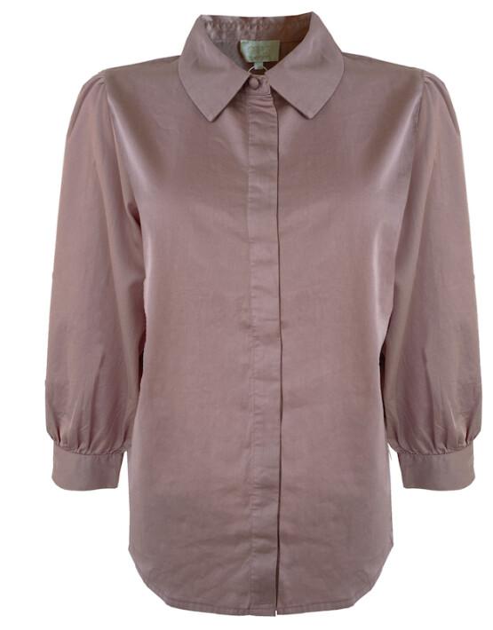 Blouse Minus MI3974 - Tila Shirt - Lavender - 79,95€