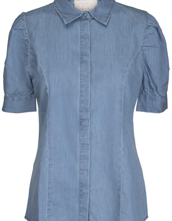 Blouse Minus MI3978 - Nikia Shirt - Powder Blue - 79,95€