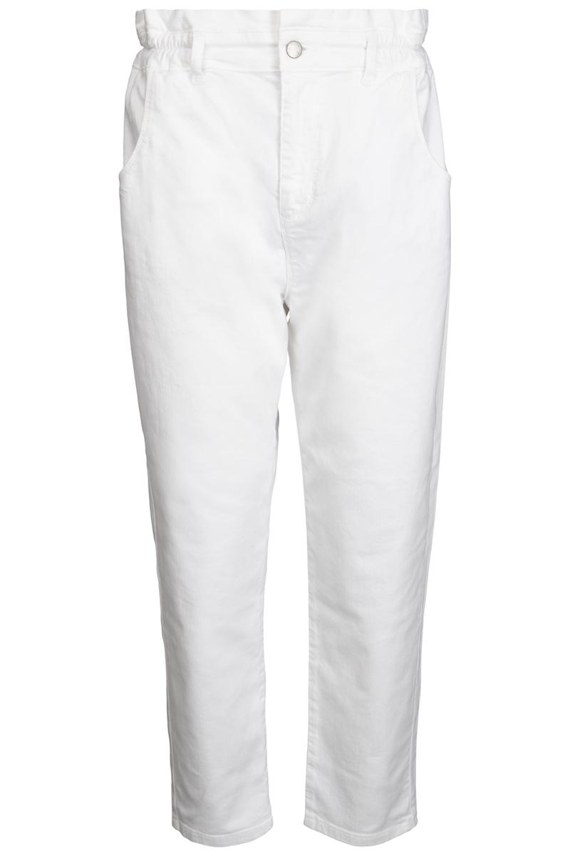 Broek Minus MI3991 - Dina Pants - Gebroken Wit - 99,95€