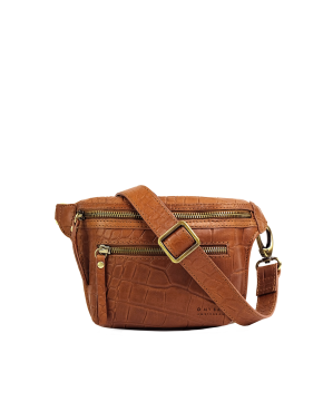 Heuptas O My Bag - Beck's Bum Bag Wild Oak Croco - Cognac - 129€