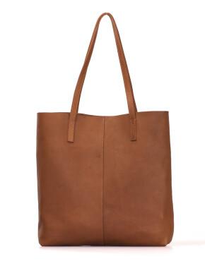 Shopper O My Bag - Georgia - Cognac - 269€