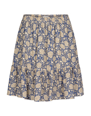 Rok By-Bar 21218110 - Charlie Bombay Skirt - Blue
