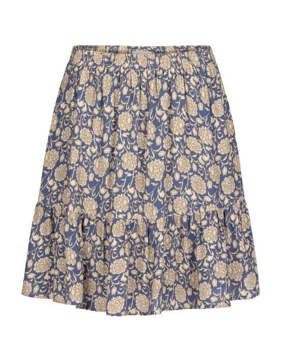 Rok By-Bar 21218110 - Charlie Bombay Skirt - Blue