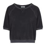 Trui By-Bar 21211004 - Neva Slub Sweater - Jet Black