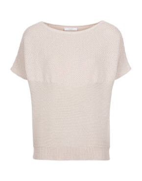 Trui By-Bar 21215004 -Laurie Pullover - Gebroken Wit