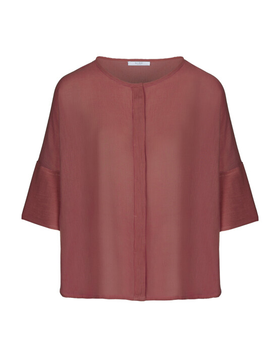 Blouse By-Bar 21212003 - Minde Blouse - Bright Plum - 89,95€