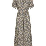 Jurk By-Bar 21217024 - Liz Bombay Dress - Blue - 149,95€