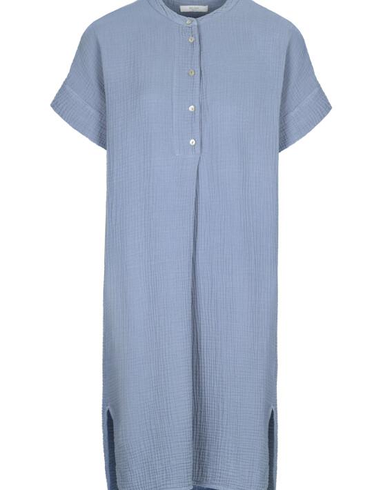 Jurk By-Bar 21217006 - Otty Dress - Foggy Blue - 119,95€