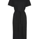 Jurk By-Bar 21217003 - Hope Dress Organic - Jet Black