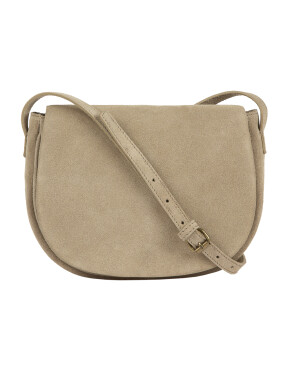 Tas By-Bar 21226001 - Paris Suede Bag - Sand - 119,95€