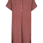Jurk By-Bar 21217006 - Otty Dress - Bright Plum - 119,95€