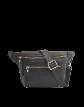 Heuptas O My Bag - Beck's Bum Bag - Black Croco