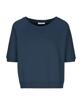 Sweater By-Bar 21311001 - Neva Organic Cotton - Petrol - 79,95€