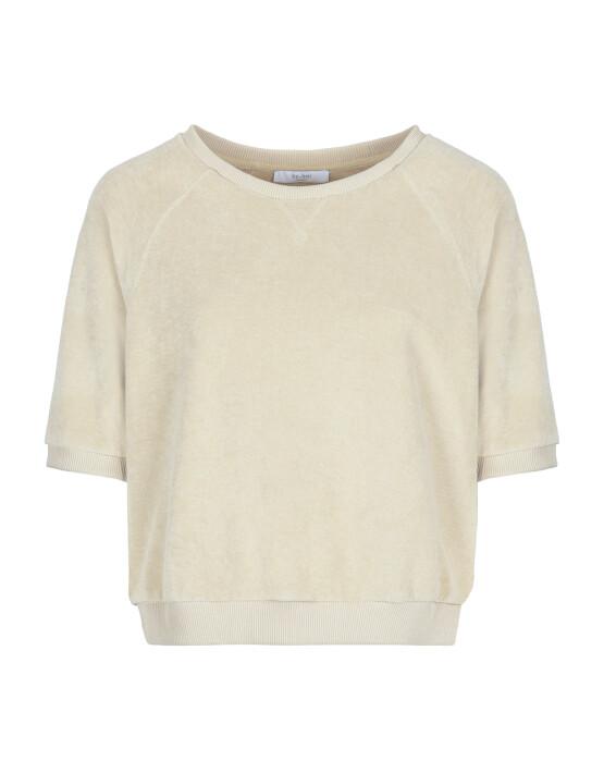 Sweater By-Bar 21311002 - Neva Slub Top - Chalk - 79,95€