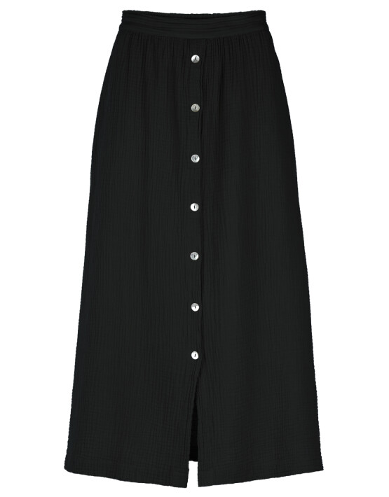 Rok By-Bar 21318101 - Nine Skirt - Jet Black - 99,95€