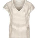 T-shirt By-Bar 21211014 - Mila Lurex Stripe - 69,95€