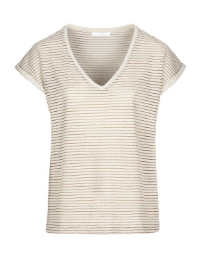 T-shirt By-Bar 21211014 - Mila Lurex Stripe - 69,95€