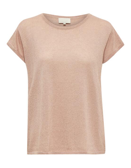Top Minus MI4035 - Carlina Knit Tee - Powder Rose - 59,95€