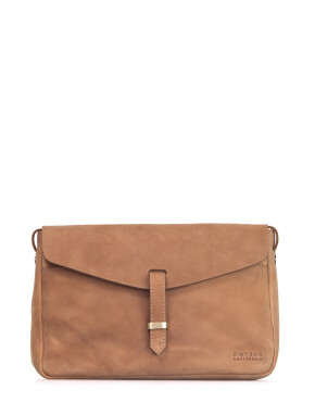 Schoudertas O My Bag E056 - Ally - Camel Hunter Leather - 199€
