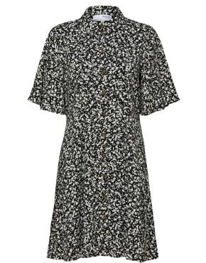 Jurk Selected Femme - SLFUma - Black - 69,99€