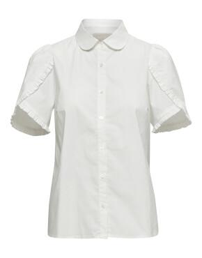 Blouse Minus MI4136 - Missy Shirt - Gebroken Wit - 69,95€