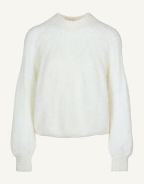 Trui By-Bar 21515009 - Zoe Pullover - Off White - 139,95€