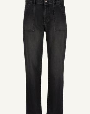 Broek By-Bar 21518002 - Smiley Black Denim Pant - 129,95€