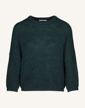 Trui By-Bar 21515014 - Milou Susi Pullover - Vintage green - 109,95€