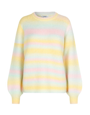 Trui MbyM 51066178 - Helanor,Fluttershy Knit - Pastel Rainbow - 99,95€