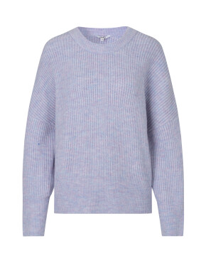 Trui MbyM 46326994 - Gillian, Shyla, Knit - Light Blue Melange - 79,95€